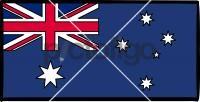 AustraliaFreehand Image