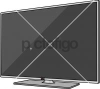 TelevisionFreehand Image