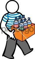 BottleFreehand Image
