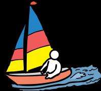 SailboatFreehand Image