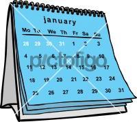 CalendarsFreehand Image