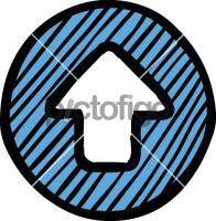Circled UpFreehand Image