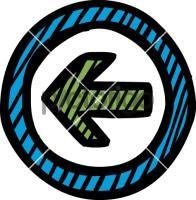 Circled LeftFreehand Image