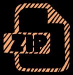 Zip freehand drawings