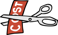 Cost CuttingFreehand Image