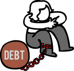 Debt freehand drawings