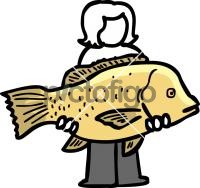 FishingFreehand Image