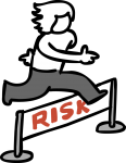 Risk freehand drawings