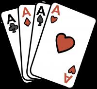 Poker CardFreehand Image