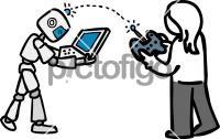 RobotFreehand Image