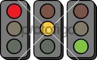 Traffic LightFreehand Image