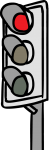 Traffic Light freehand drawings