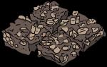 Brownies freehand drawings