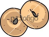 BagelFreehand Image