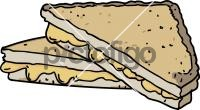 Cheese SandwichFreehand Image