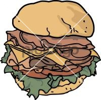 Deli SandwichFreehand Image