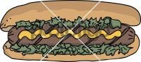 HotdogFreehand Image