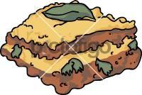 Lasagna PastaFreehand Image