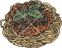 Marinara sauce PastaFreehand Image