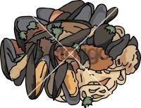 Mussel marinaraFreehand Image