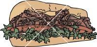 Pastrami SandwichFreehand Image