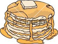 PancakesFreehand Image