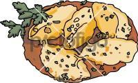 Pasta stuffed shellsFreehand Image