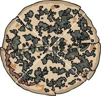 Spinach PizzaFreehand Image