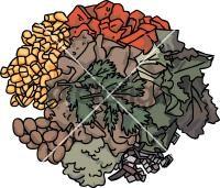 Lentil Cabbage SaladFreehand Image