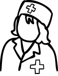 Nurse freehand drawings