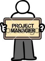 project managerFreehand Image