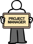 project manager freehand drawings