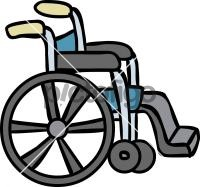 wheelchairFreehand Image
