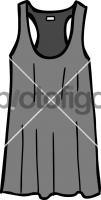 Jersey vest top womenFreehand Image