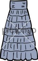 Maxi skirt womenFreehand Image