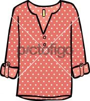 Patterned tunic womenFreehand Image