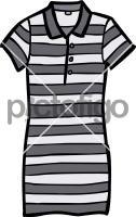 Polo shirt dress women