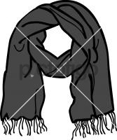Scarf womenFreehand Image