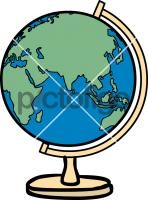 GlobeFreehand Image