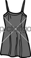 Short dress womenFreehand Image