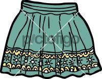 Short skirt womenFreehand Image