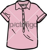 Short sleeved shirt womenFreehand Image