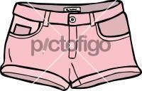 Shorts womenFreehand Image