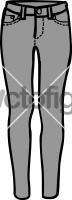 Skinny jeans womenFreehand Image