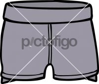 Sports shorts womenFreehand Image