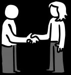 download free Handshake image