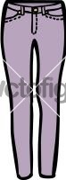 Superstretch trousers womenFreehand Image