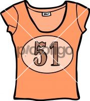 T shirt short sleeves womenFreehand Image