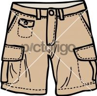 Cargo shorts menFreehand Image