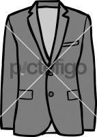 Linen jacket menFreehand Image